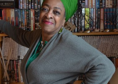 Carol Russell: Our first black queen