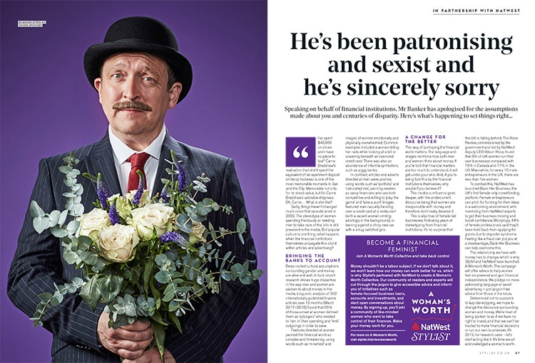 NatWest Ad is sexist